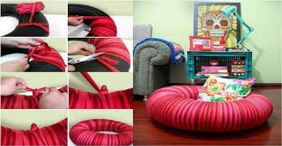 extra seating diy tire tube seating neatologie