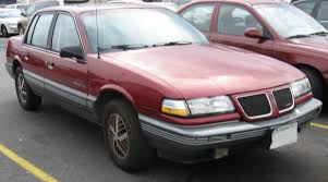 1991 pontiac grand am information and photos zombiedrive
