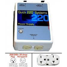 20 ampere 4400 watts outlet 220 volts nema 6 20 110220volts com