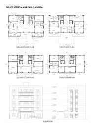Police Station Floor Plan Aditi Garg Portfolio