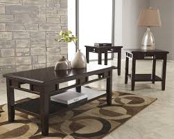 coffee tables dazzling ashley furniture logan piece coffee table