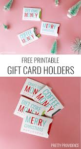 gift card sleeve christmas gift card sleeves free printable