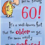 funny 60th birthday cards best 25 60th birthday cards ideas on
