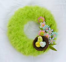 super easy diy spring wreath a cultivated nest