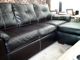 ads furniture leather couch and ottoman set
