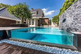Garden Pool Ideas Swimming Pool In Garden 44 Within Home Design Styles