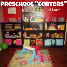 preschool centers at home i need to start doing this toddler