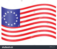 Usa Flag Vector American Flag Clipart Colonial Pencil And In Color American Flag
