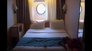 majesty of the seas floor plan majesty of the seas oceanview stateroom 3610 youtube