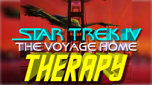 star trek iv the voyage home review mistakes youtube
