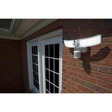 Defiant Solar Motion Security Light Defiant 270 White Outdoor Led Bluetooth Motion Security Light
