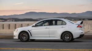 mitsubishi sports car the end of an iconic sports sedan u2026 u2026mitsubishi lancer evo u2013 drive