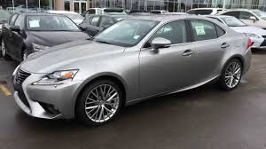 lexus 2014 is 250 2014 lexus is 250 4dr sdn awd premium package review atomic
