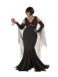 Morticia Addams Halloween Costume Secret Wishes Women U0027s Family Morticia Addams Costume Wig
