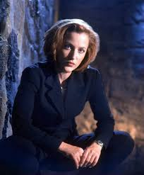 Home X Files by The X Files Screen Grab Archive Promo Images Scully 1
