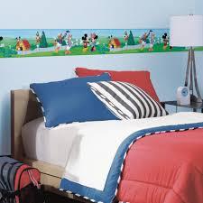 frise pour chambre bébé chambre multicolore ado