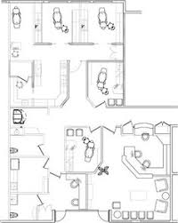 dental clinic floor plan design dental office with a few tweaks salon modify door to bathroom