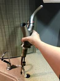 Rv Kitchen Faucet Replacement How To Replace A Rv Faucet Happiest Camper
