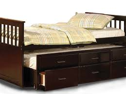 Full Size Trundle Bed With Storage Bed Ideas Merlot Full Size Bookcase Captains Bed Frames