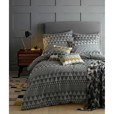 isosceles bed linen grey tones niki jones