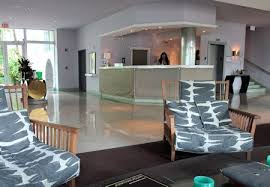 Reception Desk Miami The Surfcomber Hotel Review 4 Of 7 Hotels In 7 Days Miami