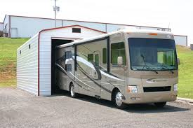 motorhome garages carolina carports quality portable buildings