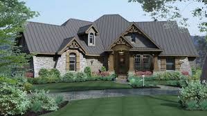 One Story Cottage House Plans Affordable Builder Friendly House Plans