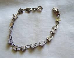 butterfly bracelet images Vintage sterling silver dainty butterfly bracelet my mystic gems png