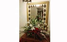 christmas flowers arrangement youtube
