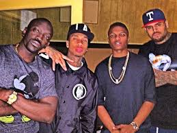 wizkid hits the studio with chris brown and tyga 360nobs