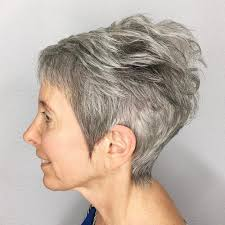 salt and pepper over 50 haircuts 76 best short hairstyles for elderly ladies images on pinterest
