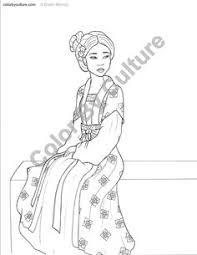 紫月涙采集到红妆 ancient chinese beauty pinterest