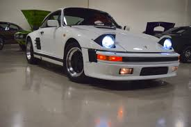 porsche 930 whale tail 1984 porsche 911 turbo fusion luxury motors