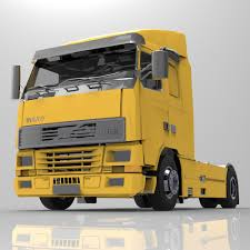 volvo truck corporation volvo truck studio max 3d model cgtrader