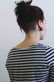 different undercut hairstyles best 25 undercut long hair ideas on pinterest nape undercut