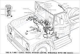 1965 ford truck wiring diagrams fordification info the u002761 u002766