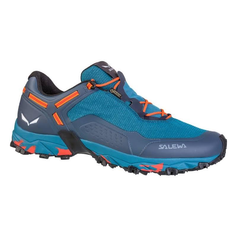 Salewa Speed Beat GTX Hiking Shoes Premium Navy/Spicy Orange 9.5 00-0000061338-3984-9.5