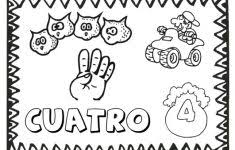 100 ideas free christmas coloring pages spanish