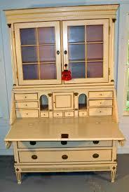 Swedish Painted Furniture Impressive 19th Century Swedish Painted U0026 Gilt Secretary U2013 Avery