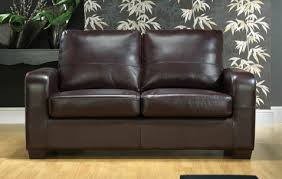 leather sofa bed sale gainsborough misty leather sofa bed