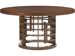 Tommy Bahama Outdoor Furniture Tommy Bahama Home Dining Room Meridien Round Dining Table Base 556