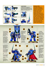 warhammer 40k u0027s 8th edition gives space marines a new look polygon
