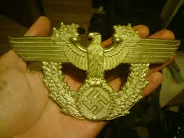 german eagle items real or and what exactly are they