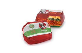 burger wrapping paper food packaging wholesale take away restaurant we
