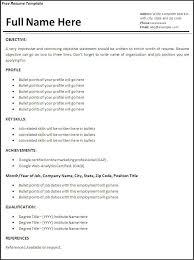 teacher resume templates microsoft word 2007 job template college