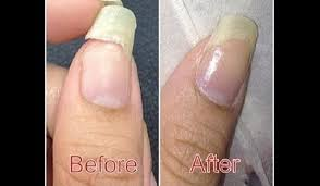 how to fix a broken nail with glue and some nail polish video