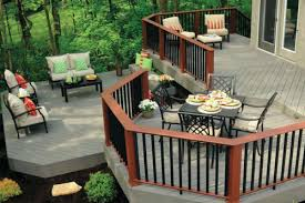 Replacing A Deck With A Patio Builder Services Delivery Deck Designs Tool Repair Lumberyard