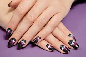 chanel inspired nail art design two methods on making the chanel