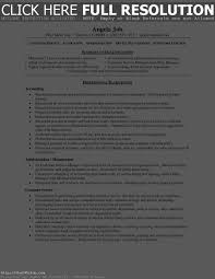 resume headlines examples good objective statement for a resume