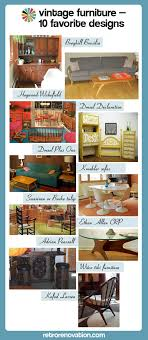 Vintage Furniture  Of Our Favorite Midcentury Designs And - Mid century modern blonde bedroom furniture